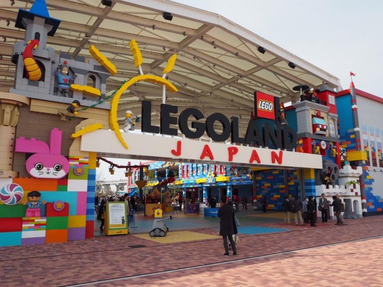 LEGOランドの内覧会に行ってきました!