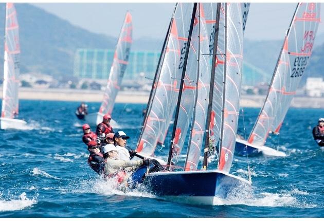 テーザー級ヨット世界大会